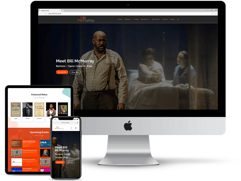 BIll McMurray Responsive