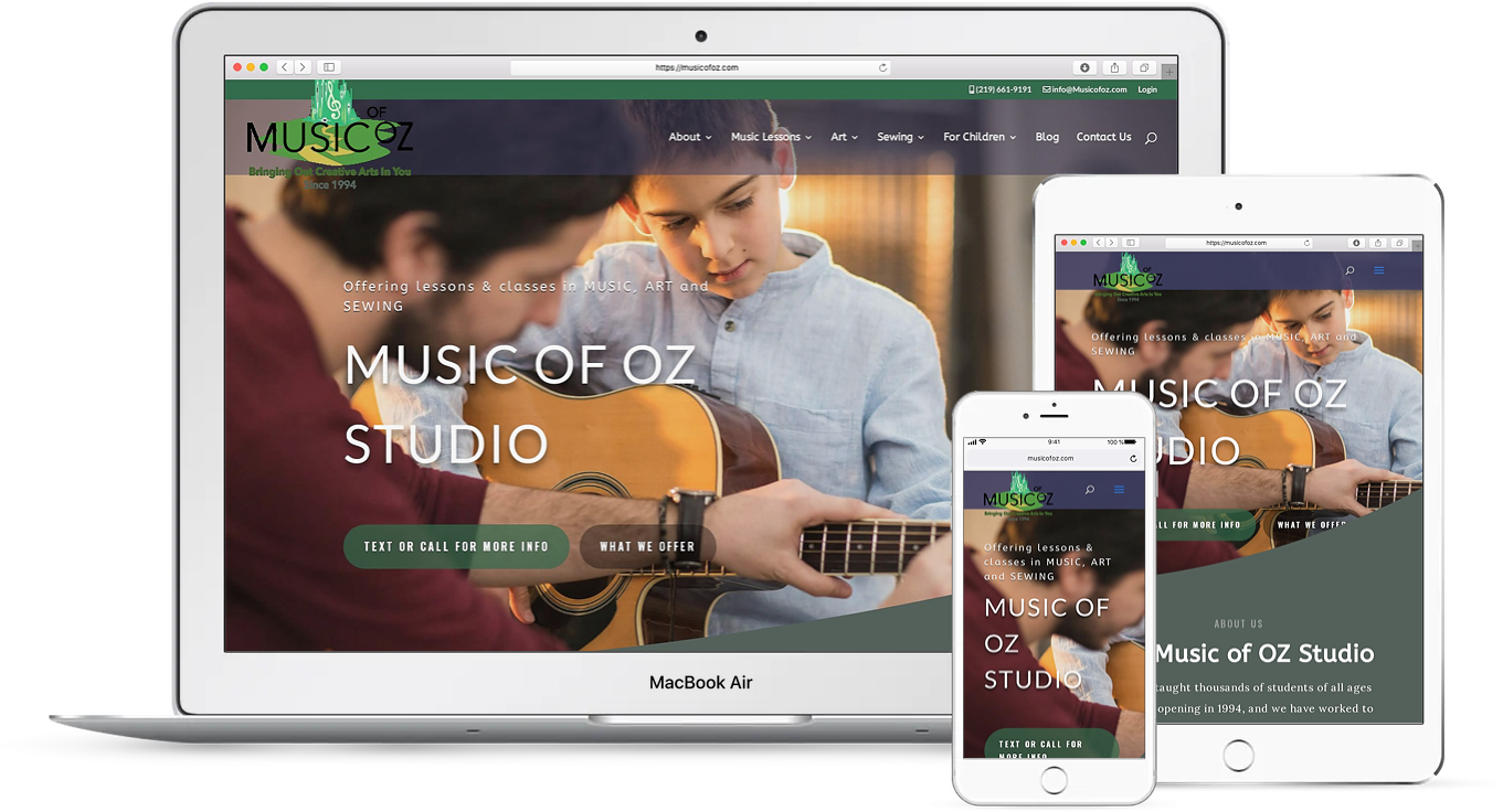 Music of Oz Studios